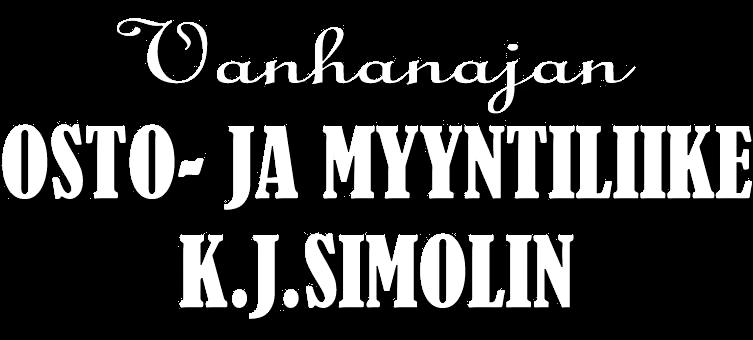 Osto-ja myyntiliike K.J. Simolin