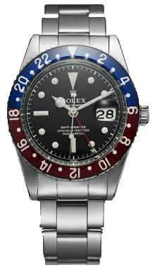 Käytetyt Rolex kellot